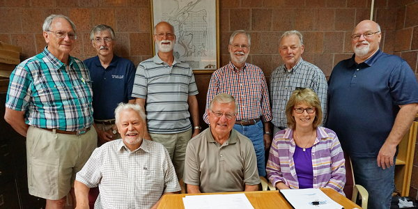 Evergreen Cemetery Association Trustees & Executive Director